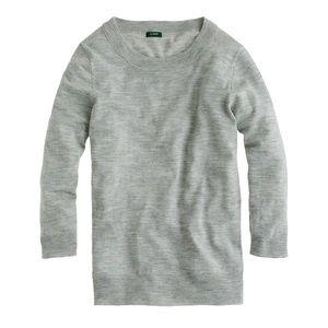 J Crew Merino wool Tippi sweater